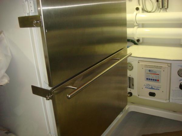 67' Lyman-Morse extra refrigeration