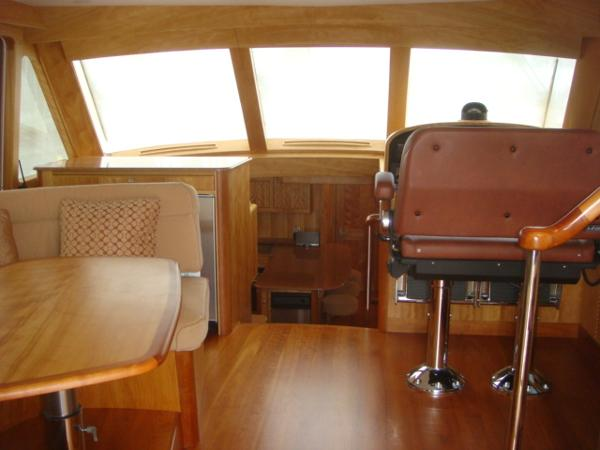 67' Lyman-Morse pilothouse forward