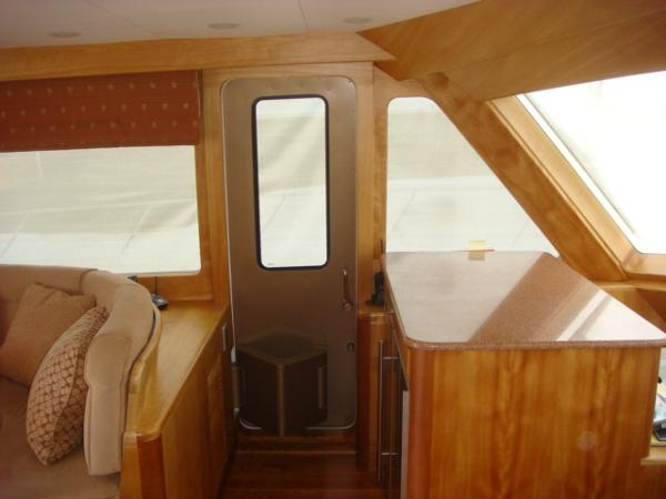 67' Lyman-Morse pilothouse port