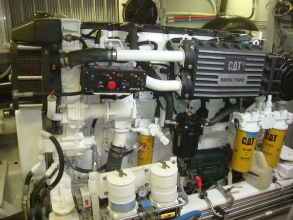 67' Lyman-Morse port main engine