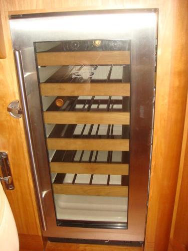 67' Lyman-Morse wine cooler