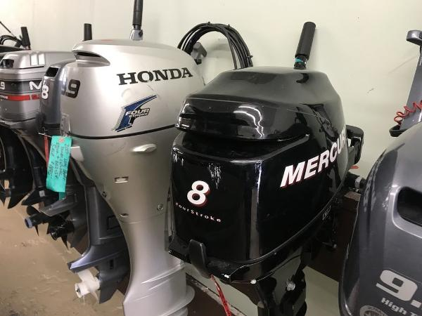 Mercury 8HP