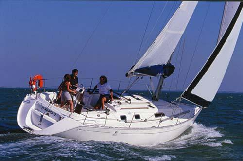 Dufour 36 Classic Manufacturer Provided Image: Dufour Classic 36
