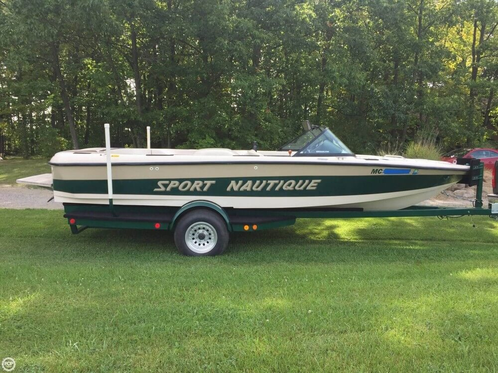 Correct Craft Sport Nautique 1999 Correct Craft Sport Nautique for sale in Linden, MI