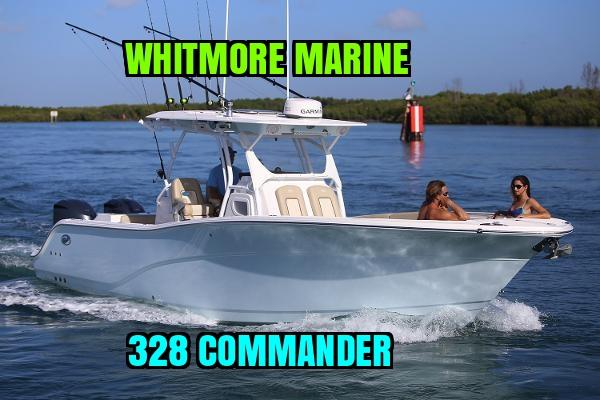 Sea Fox 328 Commandfer