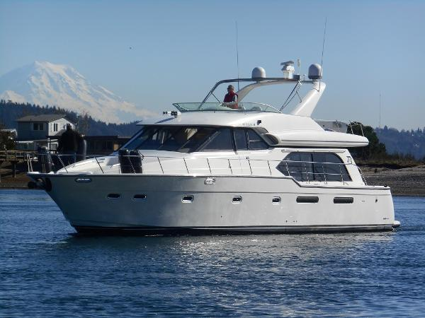 Bayliner 57 Motoryacht
