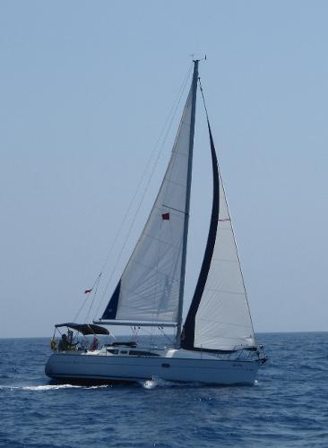 Jeanneau Sun Odyssey 32 Main