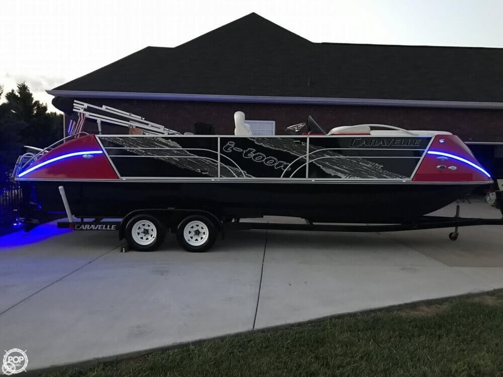 Caravelle Boats I-toon 2015 Caravelle 25 for sale in Mount Juliet, TN