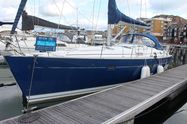 Beneteau Oceanis 411 Celebration