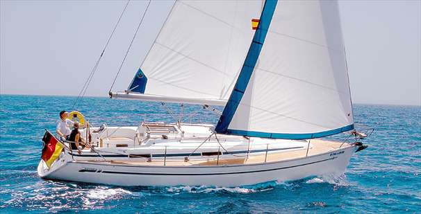 Bavaria 34 Manufacturer Provided Image