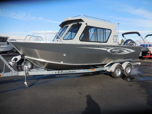 Hewescraft 220 Ocean Pro HT ET