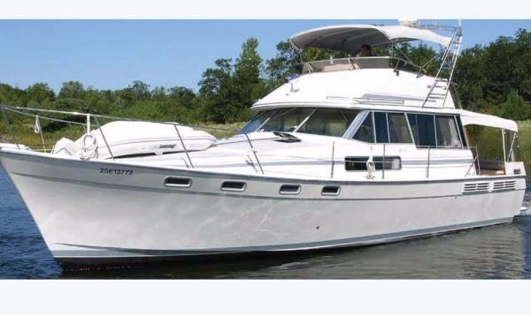 Bayliner 3870 Motoryacht Sister Ship