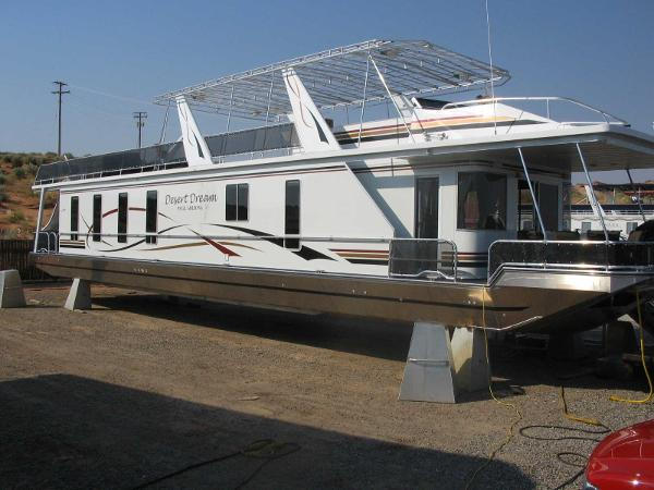 Stardust Cruisers Desert Dream Houseboat #7