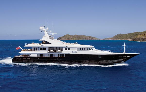 Oceanco HELIOS OCEANCO Yacht