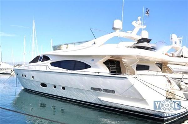 Ferretti Yachts 760 10