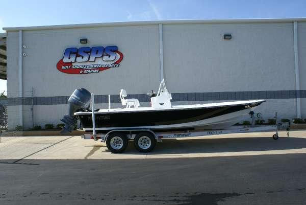 Frontier Boats Frontier 2104