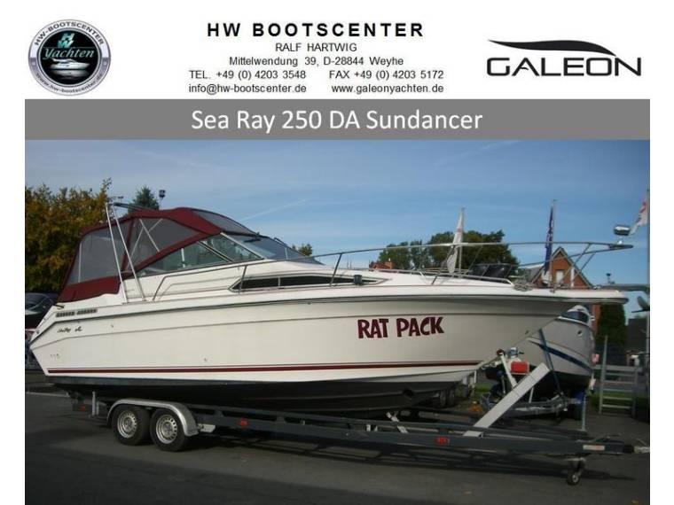 Sea Ray Sea Ray 250 DA Sundancer
