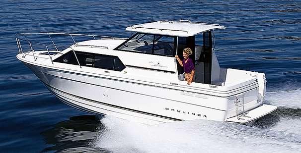 Bayliner 2859 Ciera Express Manufacturer Provided Image