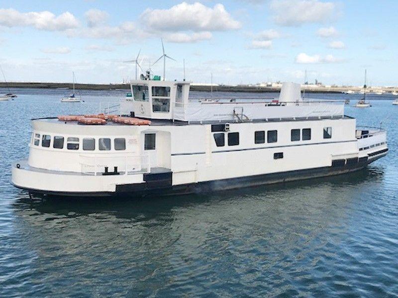 Converted Passenger Ferry Class V passenger ship