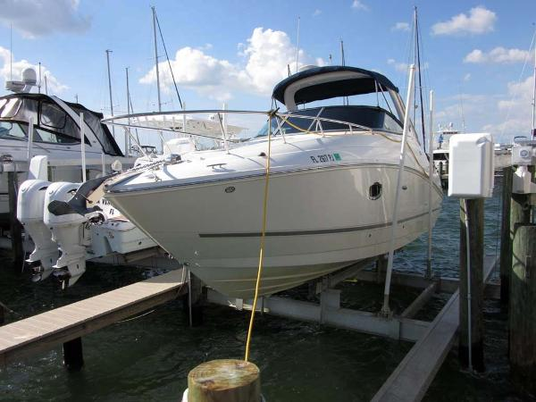 Sea Ray 280 Sundancer Port Profile