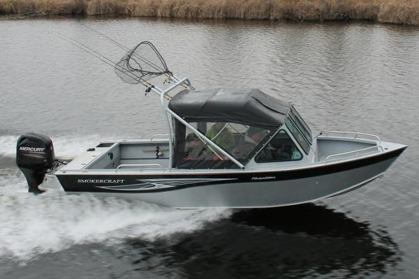 Smoker-craft 202 Phantom Offshore