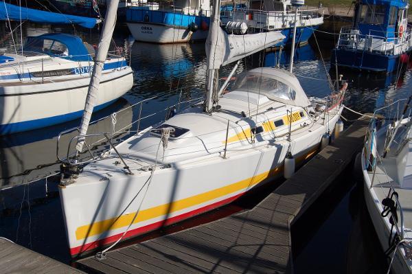 Morrison Fast Cruiser 30