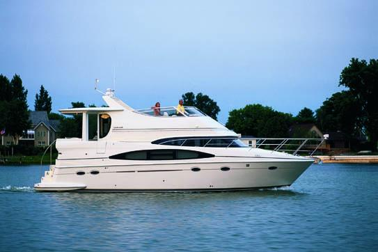 Carver 466 Motor Yacht Manufacturer Provided Image: 466 Motor Yacht