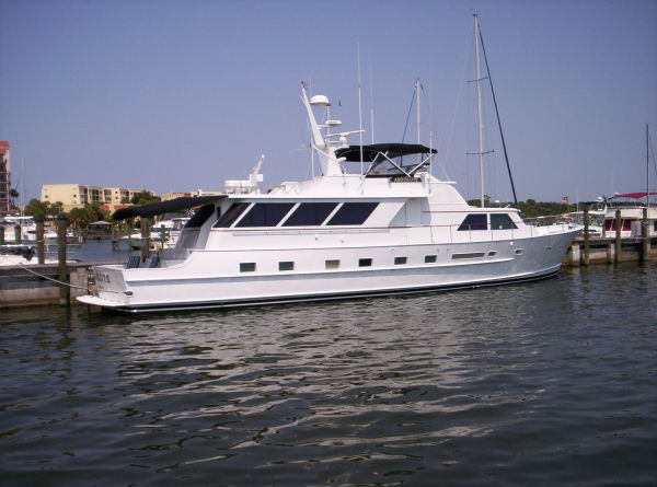 Broward Raised Pilothouse Photo 1