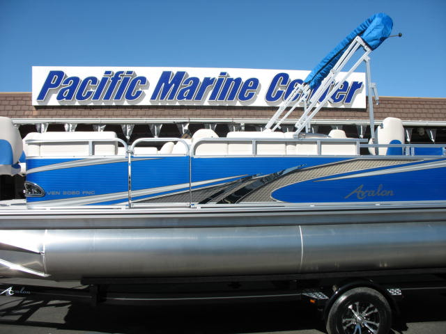 Avalon Venture Fish N Cruise 20' Tri-Toon