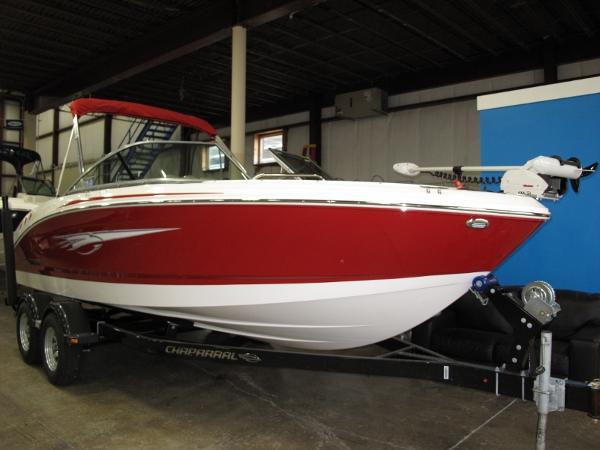 Chaparral 21 H2O Ski & Fish Starboard Profile