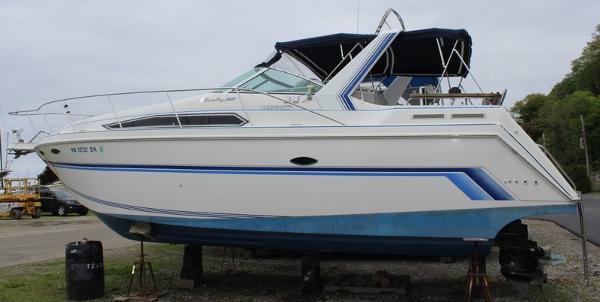Thompson Sant Cruz 3400 Profile
