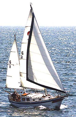 FarEast Mariner Ketch