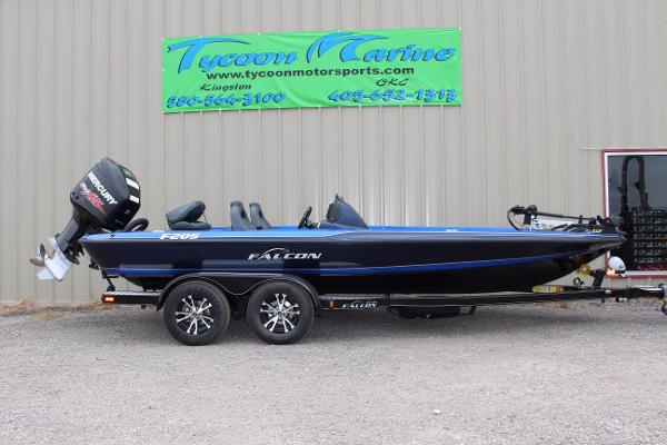 Falcon Boats F 205