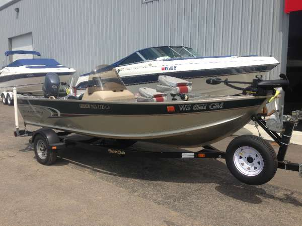 Alumacraft Lunker 165 LTD CS