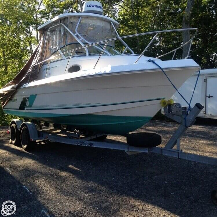 Aquasport 215 Explorer 1999 Aquasport 215 Explorer for sale in Narragansett, RI
