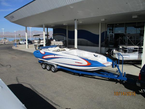 Conquest Boats 28 TOP CAT 2 DECKBOAT