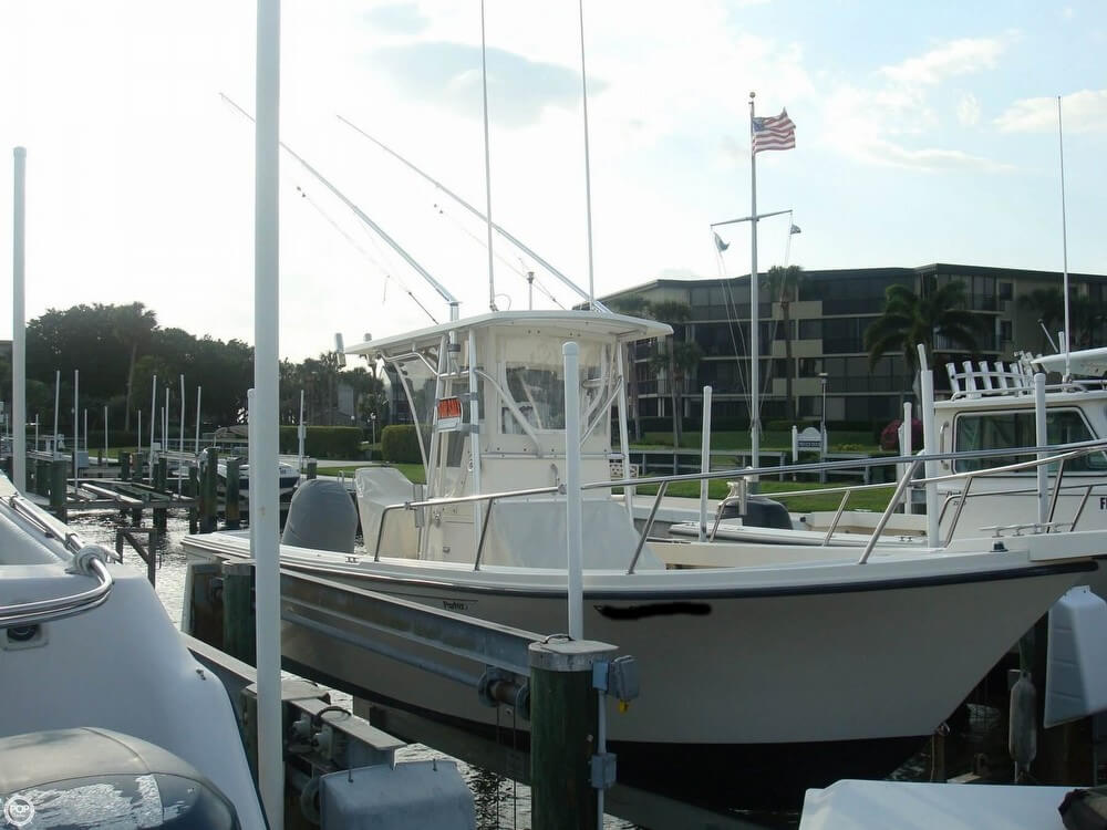 Parker 2300 Center Console 2002 Parker Marine 2300 Center Console for sale in Vero Beach, FL