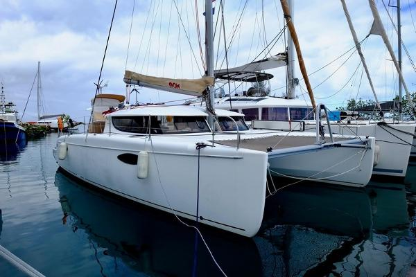 Fountaine Pajot Orana 44 Grand Large