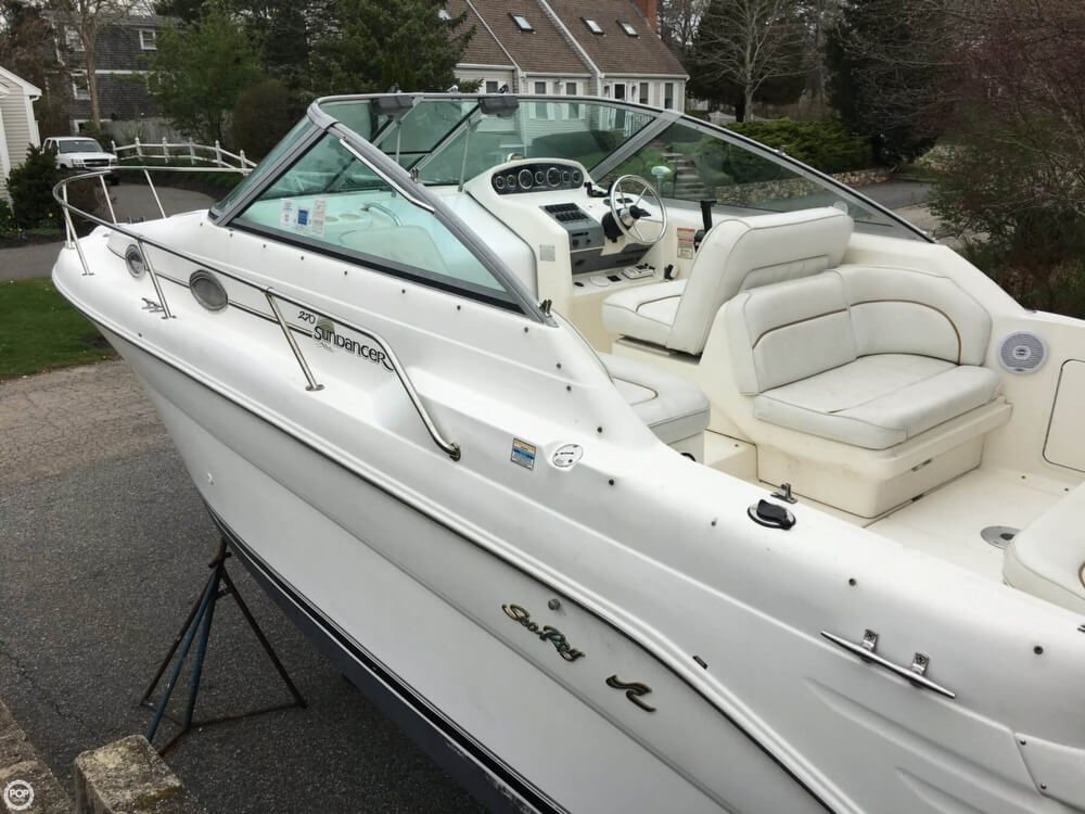Sea Ray 270 Sundancer 1997 Sea Ray 270 Sundancer for sale in East Falmouth, MA