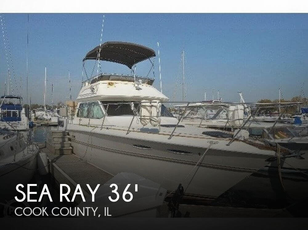 Sea Ray 360 Aft Cabin 1983 Sea Ray 36 Aft Cabin for sale in Chicago, IL
