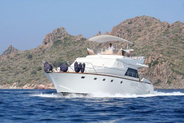 18 m Motor Yacht Fly [MA10547]