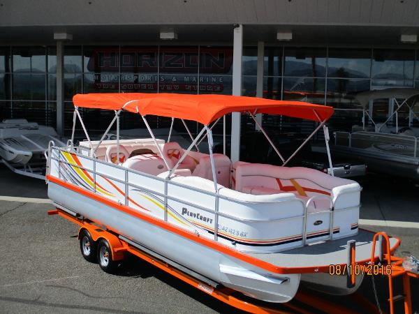 Playcraft 2800 POWERTOON PONTOON