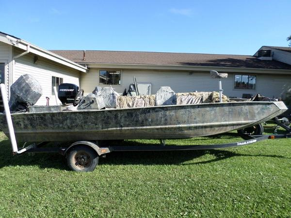 Tracker grizzly | New and Used Boats for Sale