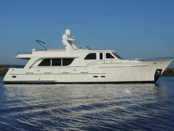 Vripack Long Range Offshore Vessel 66 ft