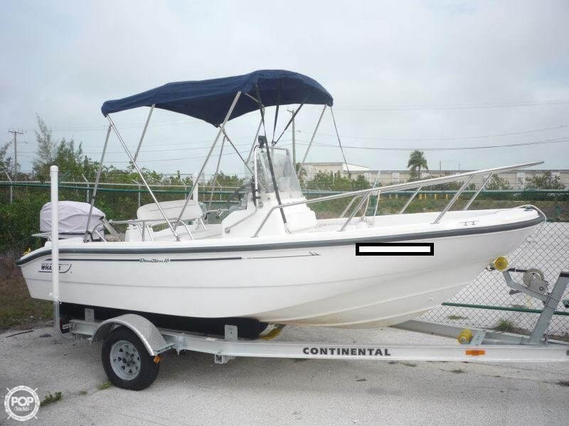 Boston Whaler 16 Dauntless 2001 Boston Whaler 16 Dauntless for sale in Key West, FL
