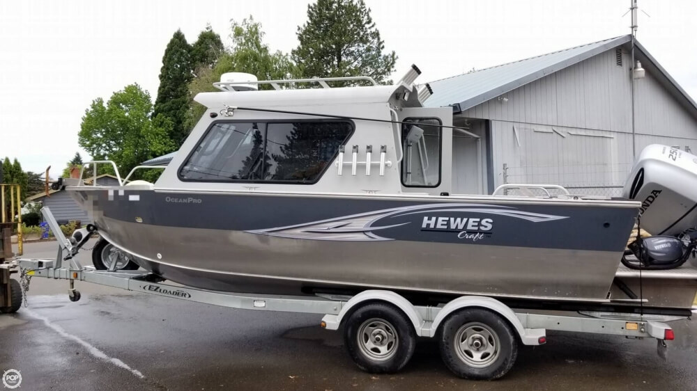 Hewes 24 Ocean Pro 2014 Hewes 24 Ocean Pro for sale in Molalla, OR