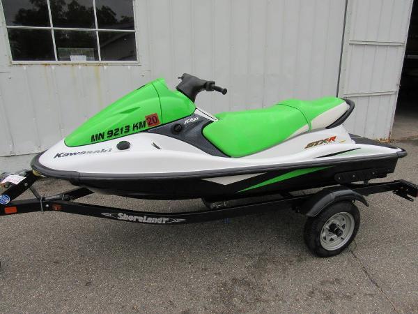 Kawasaki Jet Ski® 1200 STX-R®