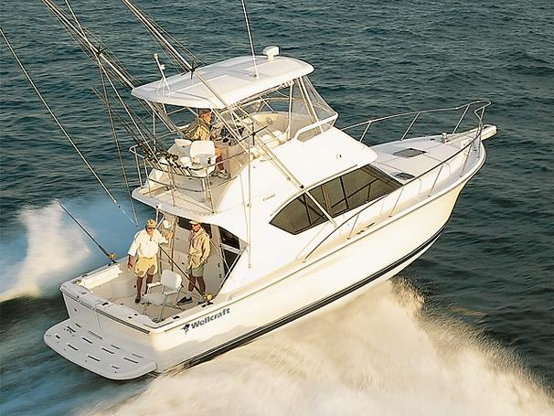 Wellcraft 350 Coastal Manufacturer Provided Image: 350 Coastal