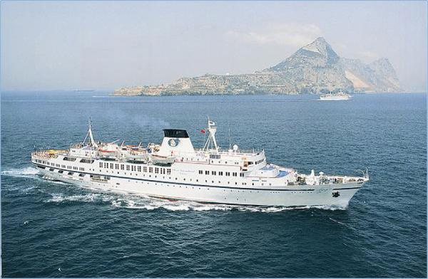 118m 1965 Cruise Ship, 300 Passengers - Stock No. S2103