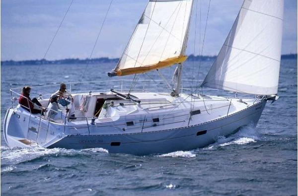 Beneteau Oceanis Clipper 361 BENETEAU - OCEANIS 361 CLIPPER - exteriors